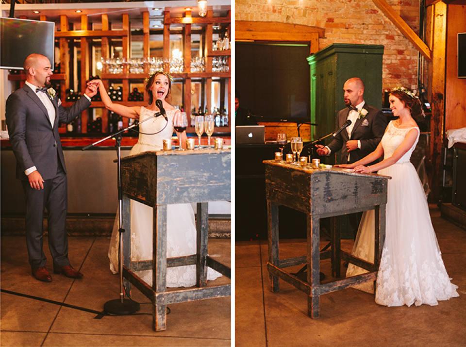 51-Bride-and-Groom-speech-at-Archeo-Restaurant-in-Toronto-in